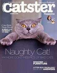 Tidningen Catster 6 nummer