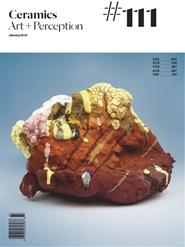 Tidningen Ceramics: Art & Perception 2 nummer