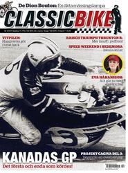 Tidningen Classic Bike 9 nummer