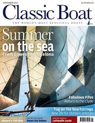 Tidningen Classic Boat 12 nummer