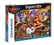 Tidningen Coco Pussel Supercolors, 104 bitar 1 nummer
