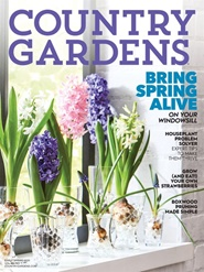 Tidningen Country Gardens 4 nummer