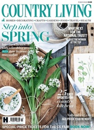 Tidningen Country Living (UK Edition) 12 nummer