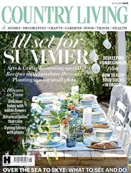 Tidningen Country Living (UK Edition) 12 nummer