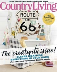 Tidningen Country Living (US Edition) 10 nummer