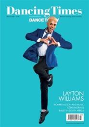 Tidningen Dancing Times 12 nummer