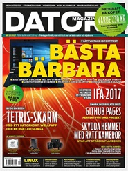Tidningen Datormagazin 6 nummer