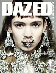 Tidningen Dazed & Confused Magazine 4 nummer
