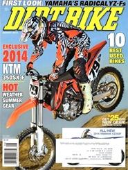 Tidningen Dirt Bike Magazine 12 nummer
