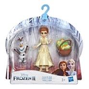 Tidningen Frost 2 Figurset, Anna och Olof 1 nummer