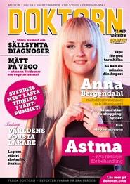 Tidningen Doktorn 4 nummer