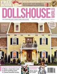 Tidningen Dolls House World 12 nummer