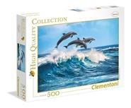 Tidningen Dolphins Pussel, 500 bitar 1 nummer