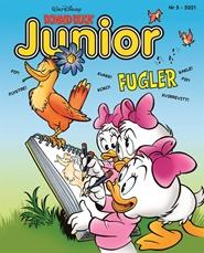 Tidningen Donald Duck Junior 6 nummer