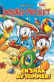 Tidningen Donald Pocket 6 nummer