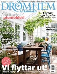 Tidningen Drömhem & Trädgård 7 nummer
