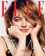 Tidningen Elle (US Edition) 12 nummer