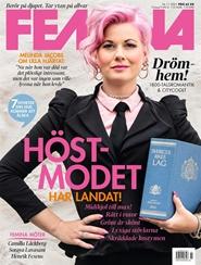 Tidningen FEMINA 14 nummer