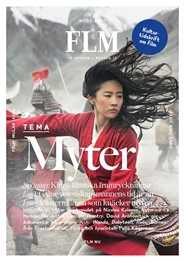 Tidningen Filmtidskriften FLM 6 nummer