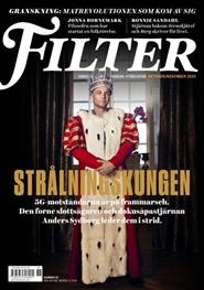 Tidningen Filter 12 nummer