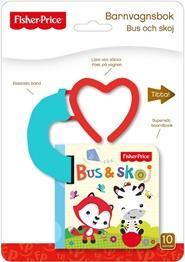 Tidningen Fisher-Price: Bus och skoj - barnvagnsbok 1 nummer