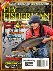 Tidningen Fly Fisherman 6 nummer
