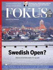 Tidningen Fokus 12 nummer