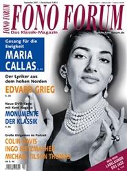 Tidningen Fono Forum 12 nummer