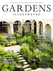 Tidningen Gardens Illustrated 12 nummer