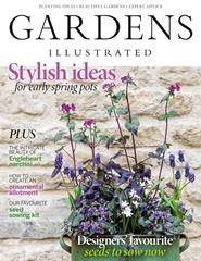 Tidningen Gardens Illustrated 13 nummer