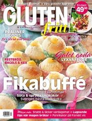 Tidningen Glutenfritt 3 nummer