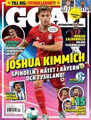Tidningen Goal 3 nummer