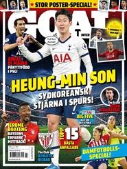 Tidningen Goal 4 nummer