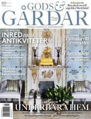 Tidningen Gods & Gårdar 12 nummer