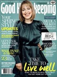 Tidningen Good Housekeeping (UK Edition) 12 nummer