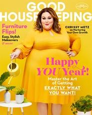 Tidningen Good Housekeeping (USA) 12 nummer