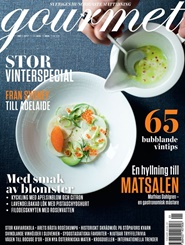 Tidningen Gourmet 15 nummer