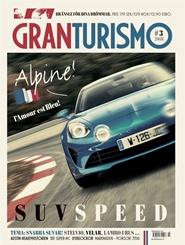 Tidningen Gran Turismo 10 nummer