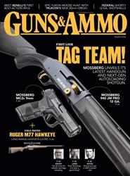 Tidningen Guns & Ammo 12 nummer