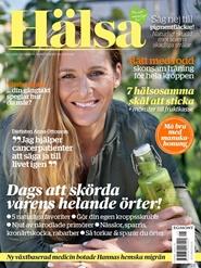Tidningen HÄLSA 24 nummer