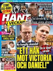 Tidningen Hänt i Veckan 26 nummer
