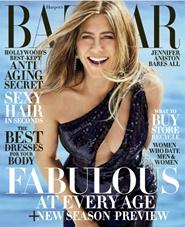 Tidningen Harper's Bazaar (US Edition) 10 nummer