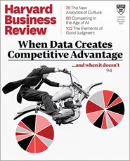 Tidningen Harvard Business Review 6 nummer
