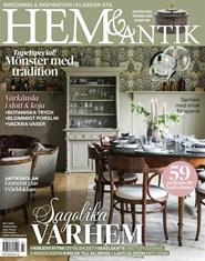 Tidningen Hem & Antik 3 nummer
