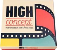 Tidningen High Concept - Spel 1 nummer