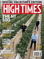 Tidningen High Times 13 nummer