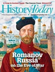 Tidningen History Today 12 nummer