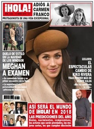Tidningen Hola 52 nummer