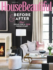 Tidningen House Beautiful (US Edition) 10 nummer
