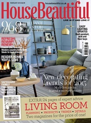 Tidningen House Beautiful (UK Edition) 12 nummer